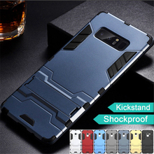 Armor Case For Samsung Galaxy J3 J5 J7 Prime A3 A5 A7 2016 2017 Case For Samsung  S6 S7 S8 S9 Edge Hybrid Rubber Slim Case Cover все цены