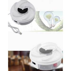 Image 3 - Insect Traps Fly Trap Electric USB Automatic Flycatcher Fly Trap Pest Reject Control repeller Catcher Mosquito Flying Fly Killer