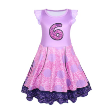 2019 summer cartoon Baby girl clothes kids dresses for Girls Halloween costume cosplay Party Vestidos 51227 hot mickey minnie cosplay costume halloween costume dresses for kids girl performance dance clothes christmas cartoon costume