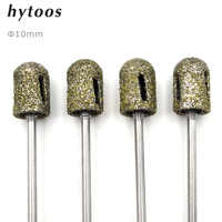 HYTOOS 10mm Diamond Drill Bit 3/32