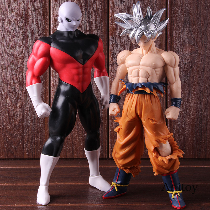 Dragon Ball Z Son Gokou Son Goku Ultra Instinct / Jiren Action Figure PVC Collectible Model Toy 1