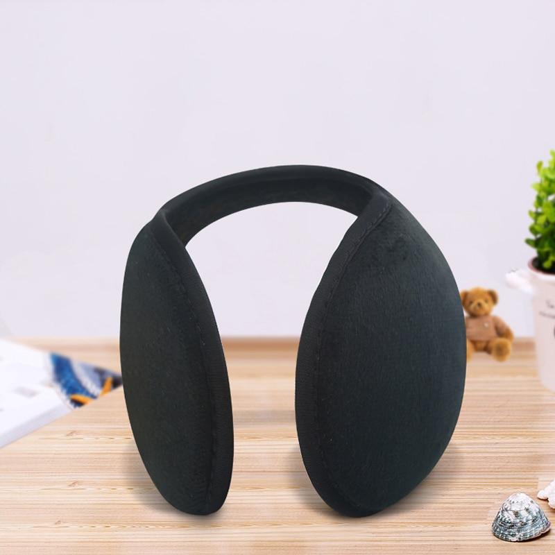 Unisex Earmuffs Women Men Ear Cover Protector Thicken Plush Soft Winter Warm Ear Muff Warmer Apparel Accessories High Quality