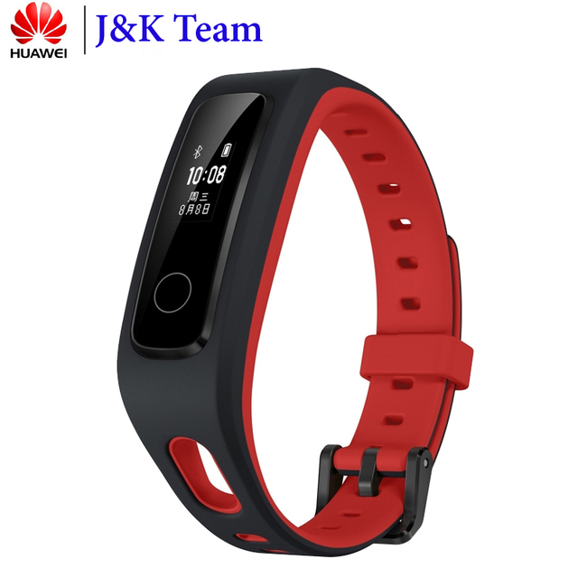 Huawei Honor Band 4 Running Smart Bracelet 50m Waterproof Fitness Tracker Touch Screen Message Call Notification