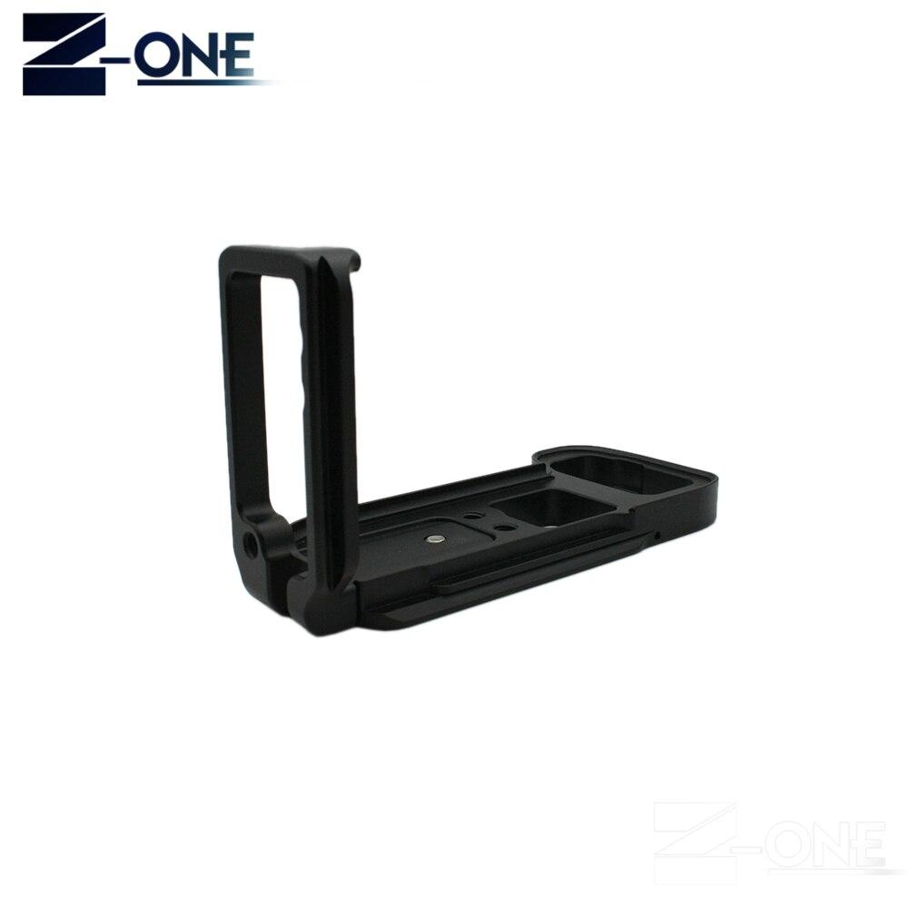 A7M3 Quick Release L Plaque/Support Titulaire main Grip pour Sony A7III/A7RIII/A9 Rapide Release Embase et côté plaque - 5