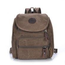 Neueste Casual Leinwand Männer und frauen Rucksäcke Schüler Schultasche Hohe Qualität Allgleiches Große Kapazität Vintage Reisetaschen