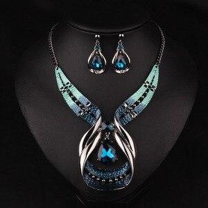 2020 New Blue Big Gem Crystal