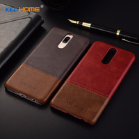 For Huawei Mate 10 Lite Case Two Colors Genuine Leather Back Shell Cover Case For Huawei