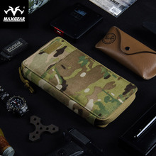 Maxgear thylaicine Were the magic wallet camouflage tactics Male long nylon JunFeng handbags wallet  business