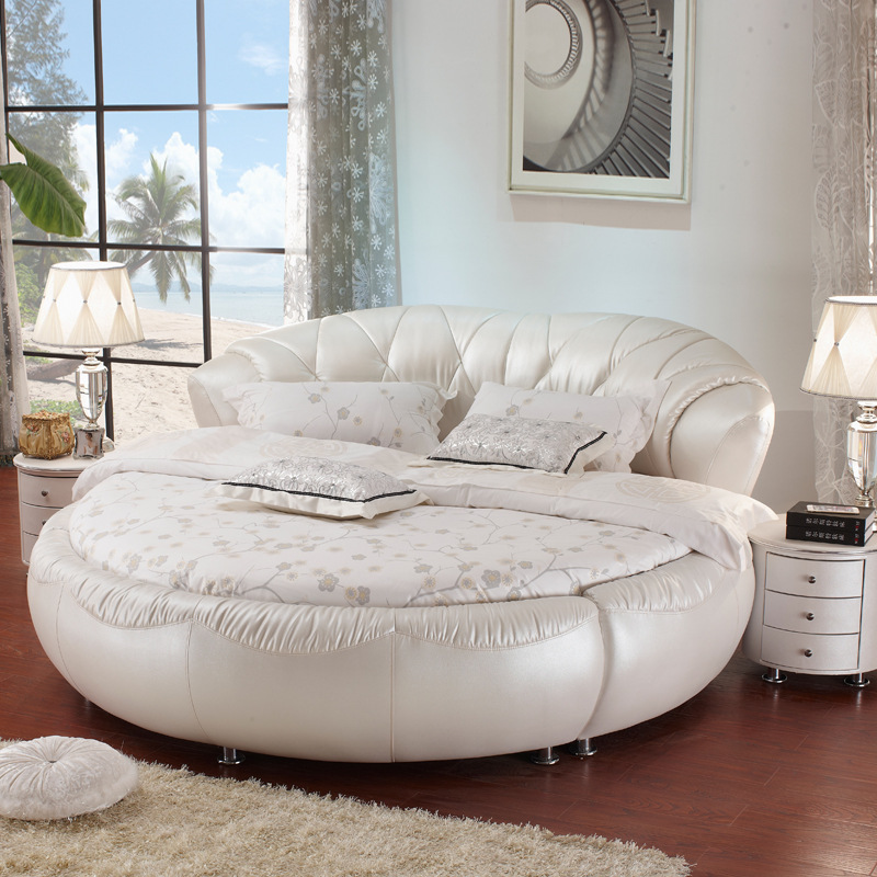 Rond Bed Te Koop.Bed On Sale Wholesale New Round Bed Ai Yi Furniture Double