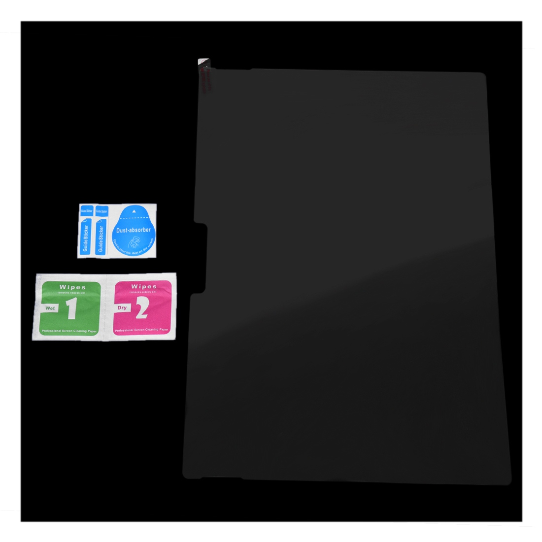 Экран протектор 9 H закаленное Стекло пленка для 13,5 дюймов microsoft поверхность книга ...