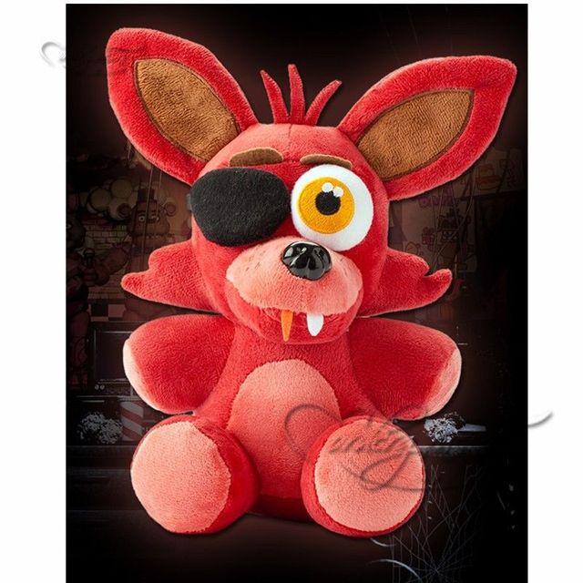 US $8 99 |FNAF Five Nights at Freddy's Fan Made Foxy Plushie 10