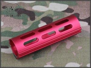 Image 5 - Emersongear tático auminum cnc dentes de aço completo 14 dentes alta velocidade pistão caixa de engrenagens aeg airsoft brinquedo acessório