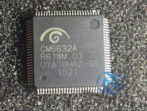 O original 1 PÇS/LOTE CM6632A CM6632 QFP
