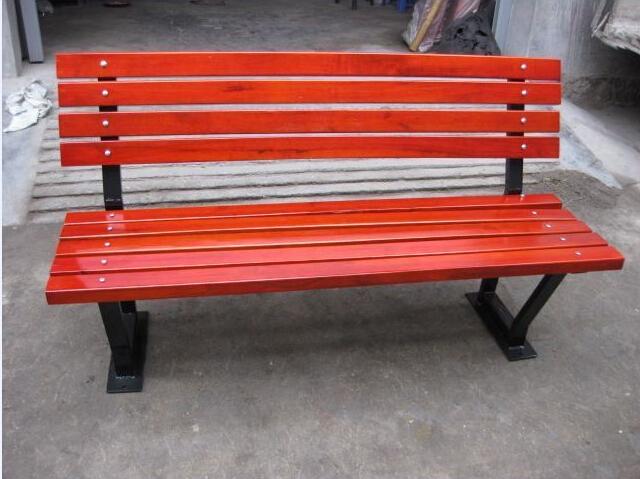 banco del parque de madera conservante reclinable saln silla del ocio al aire libre sillas de