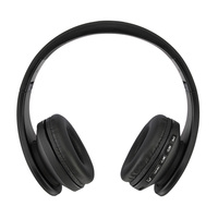 الأزياء بلوتوث اللاسلكية سماعة مع مايكروفون ل فون سامسونج الذكية الإفراط في الأذن سماعات ستيريو طوي سماعة
