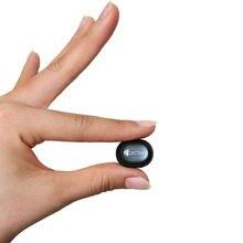 Inglés Versión Estéreo QCY Bluetooth Wireless Mini Auricular de Los Auriculares Del Deporte de Conducción de Negocios Auricular con el Mic para el iphone Samsung