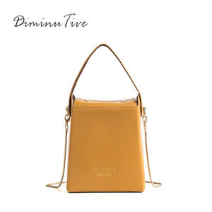 e2bee7819e55 DIMINUTIVE 2018 Women Designer Handbag Shoulder Bags Female