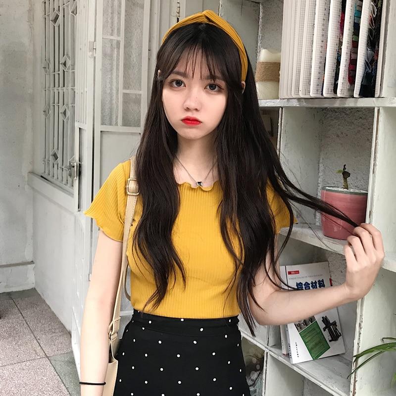 9 Colors Mihoshop Ulzzang Korean Korea Women Fashion