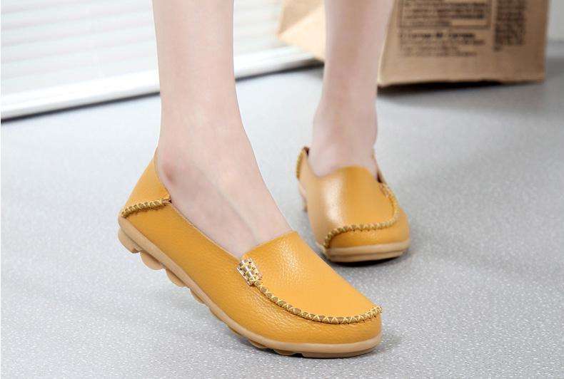 AH912 (33) women's loafers shoe