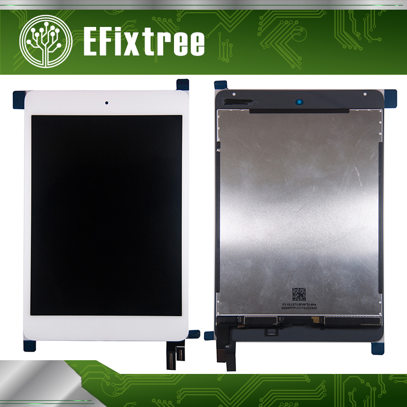 Black White New LCD Display Touch Screen Assembly Replacement For iPad Mini 4 A1538 A1550 LCD Digitzer Panel EMC 2815 EMC 2824 цена