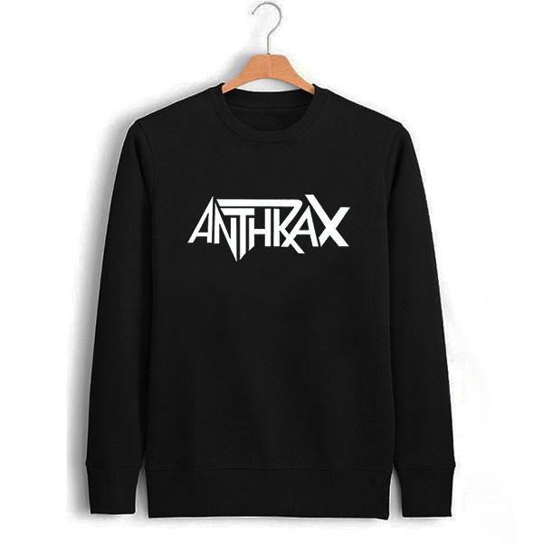 Anthrax T-shirt Sweatshirt 6