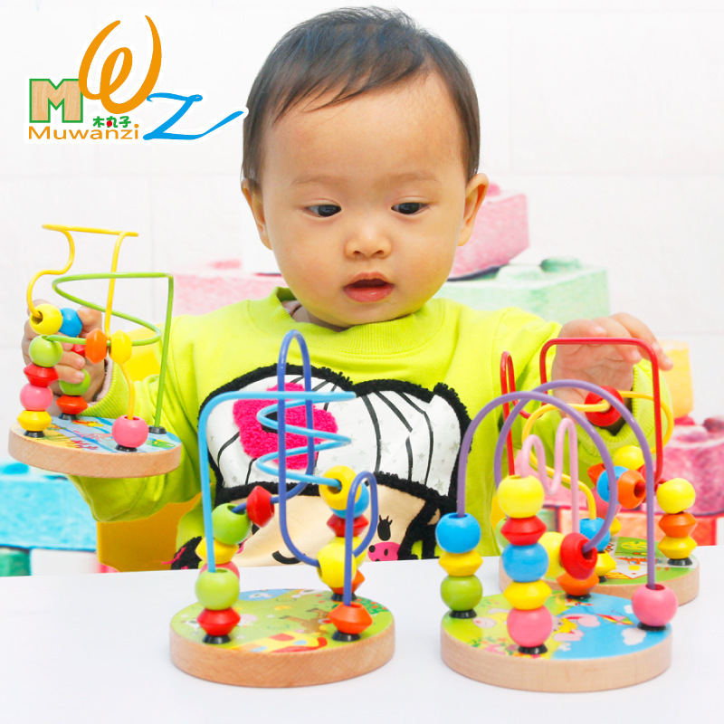 Classic math learning cheap children baby wooden toys for ...
