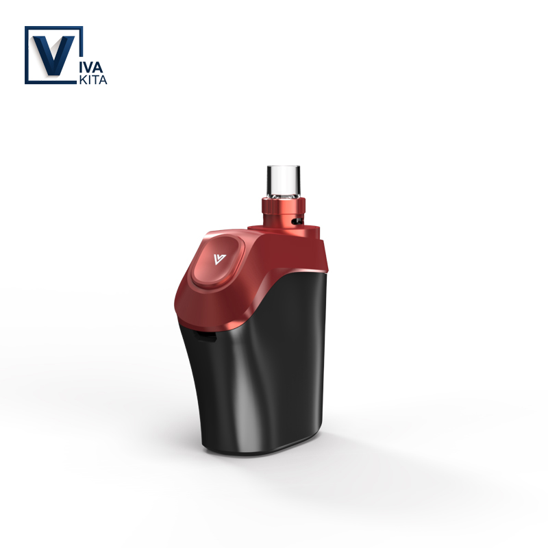 Vapor de fusión E vape kit 850 mAh electrónicos cigarette0.5ohm todo en un atomizador caja mod 20 W del humo ecig vaporizador-kit de bloqueo