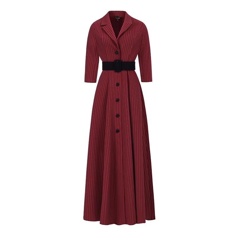 winter Long Shirt Dress  2