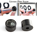 forSline License Plate Bolts Fairing bolts Windscreen Screw Chopper ATV Quad Car Truck 4pcs/Lot for  Audi A3 A4 A5 A6 Q3 Q5 Q7