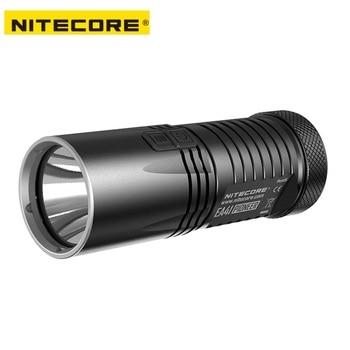 NITECORE EA41 مصباح ليد جيب كري XM-L 1020 لومينز الكشاف عالية الأداء تحسين الجودة بواسطة بطارية 4 X AA