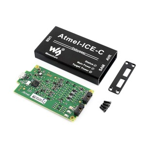 Image 4 - Atmel ICE C ערכת פיתוח כלי רב עוצמה ניפוי ותכנות Atmel וavr בקרים ATMEL ICE PCBA בתוך