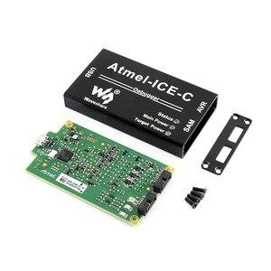 Image 4 - Набор Atmel ICE C, мощный развивающий инструмент для отлаживания и программирования, микроконтроллеры Atmel SAM и AVR, внутри, для того, чтобы их можно было использовать в качестве инструментов, которые входят в комплект.