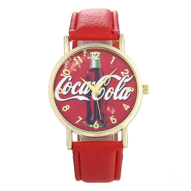 Zegarek Coca Coli - aliexpress