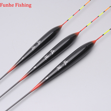 3pcs/lot Fishing Floats Bobber Carp Floats For Fishing Buoys Balsa Wood Material Flotteur De Peche Fishing Accessories Tackle