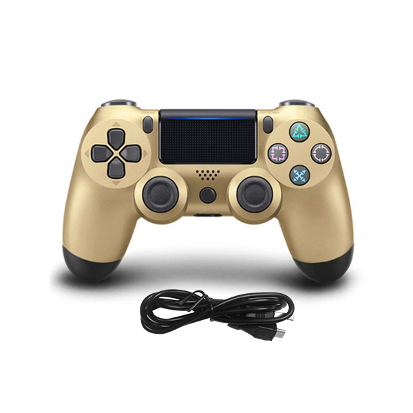 Wireless Gamepad For PS4 Game Controller for Sony Playstation Dual Shock Vibration Headphone Touch Game Control JoyStick For PS4