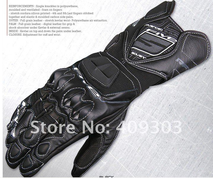 New arrival Five RFX1 Leather Glove motorcycle motorbike gloves new street alpine gloves five 5 rfx1 ine replica gloves leather protective motorcycle racing mens gloves gp pro stars