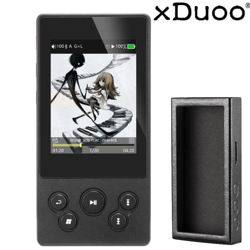 XDUOO X3II X3 II AK4490 USB DAC Bluetooth portable HD lossless MP3 WAV FLAC music player