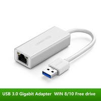 USB 3 0 1000 Mbps Gigabit Lan Adapter USB 3 0 To RJ45 Ethernet Internet Network