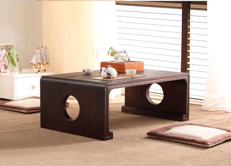 Japanse thee tafel rechthoek cm aziatische antieke meubels
