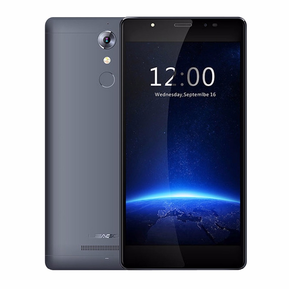 bilder für Ursprüngliche LEAGOO T1 5,0 zoll Android 6.0 4G LTE MT6737 Quad Core RAM 2 GB ROM 16 GB 13MP Kamera Handy GPS Bluetooth Smart telefon