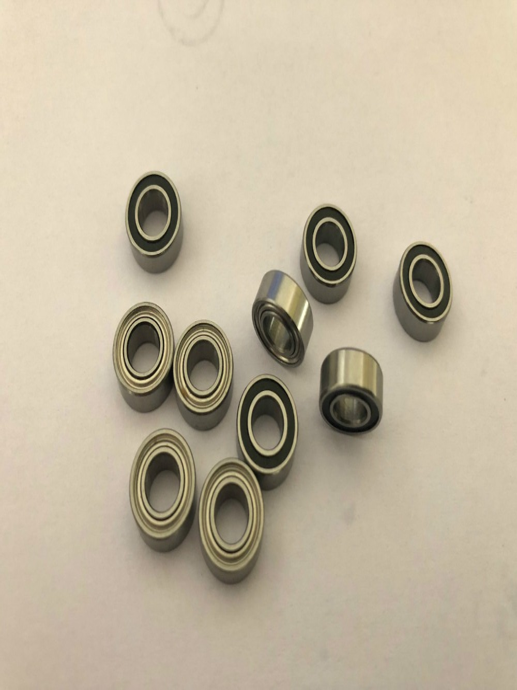 10pcs R166 R166ZZ R166RS R166-2Z R166-2RS ZZ RS RZ 2RZ Deep Groove Ball Bearings 4.7625 X 9.525 X 3.175mm 3/16