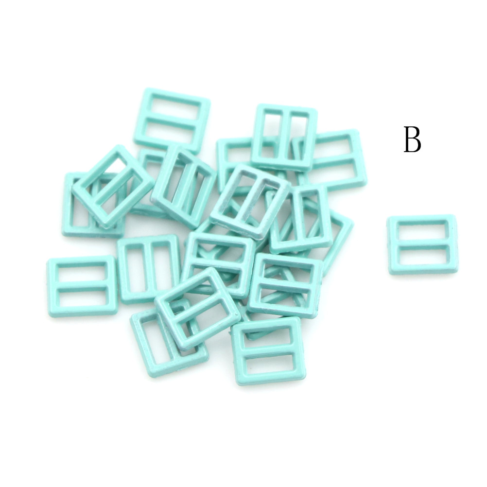 20pcs DIY Handmade Sewing Mini Buckle For Bjd Doll Adjustable Doll Clothing Button 4MM in Dolls from Toys Hobbies