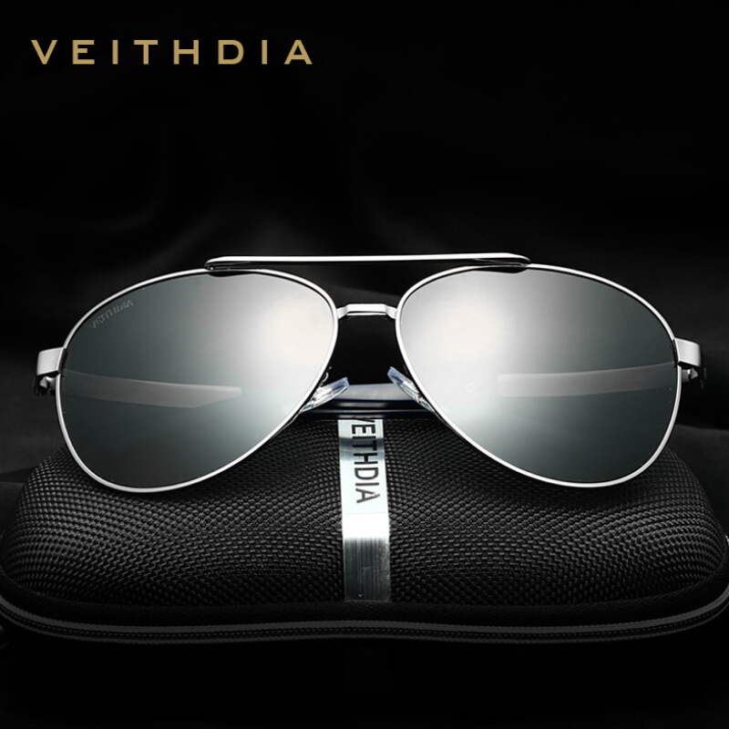 best polarized fishing sunglasses 13ym  VEITHDIA Brand Designer Best Alloy Men's Sunglasses Polarized Lens Driving  Sport Fishing Eyewear Driving Sun Glasses