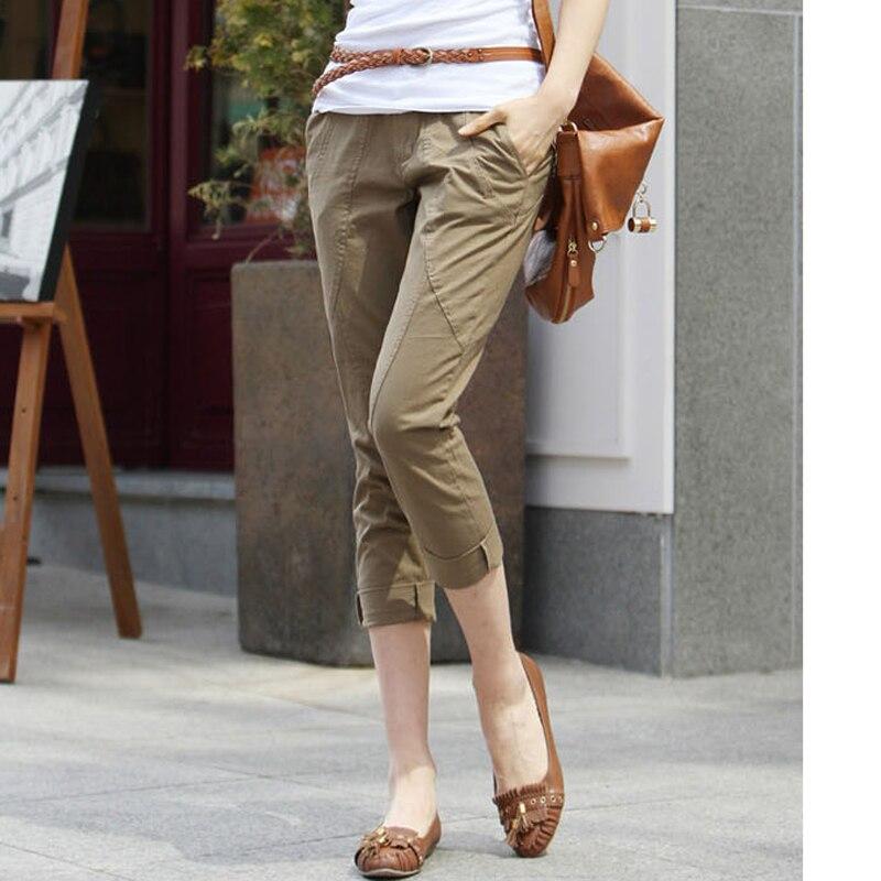 Popular Summer Capri Pants-Buy Cheap Summer Capri Pants lots from ...