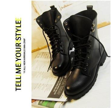 Aliexpress.com : Buy 2015 HOT SALE WOMEN biker boots black short ...