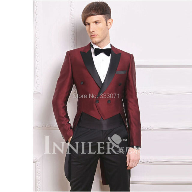 Aliexpress.com : Buy tailor made 2015 new Men party Wedding Suits ...