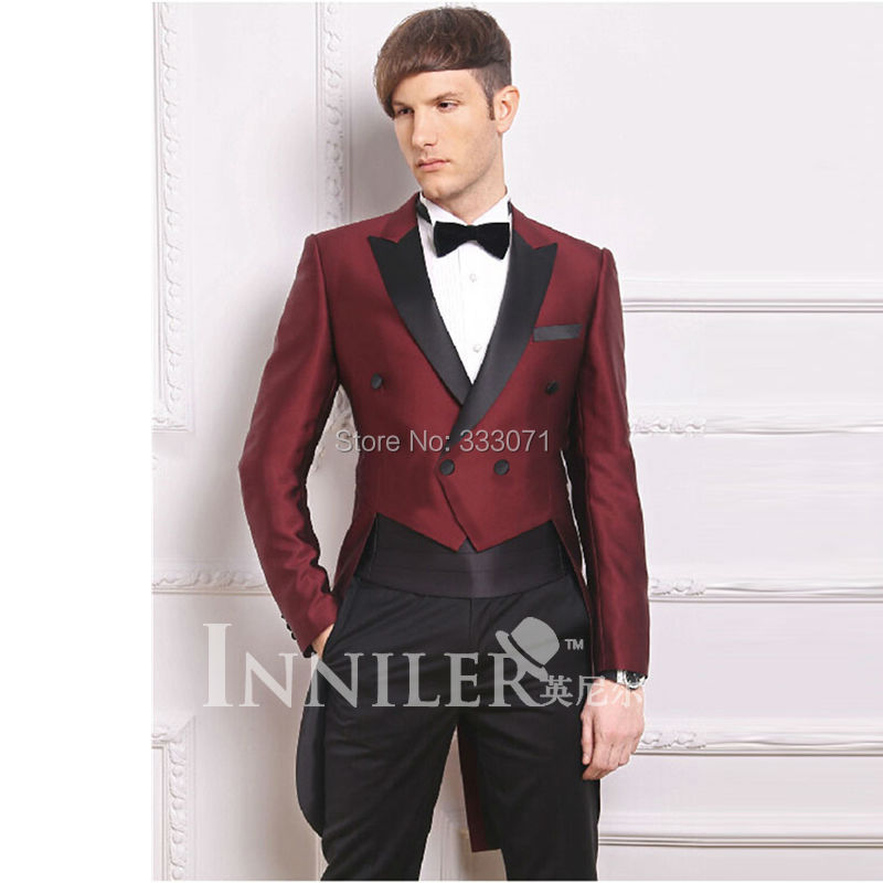 Online Get Cheap Burgundy Red Suit -Aliexpress.com | Alibaba Group