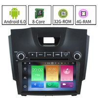 Octa Core 2GB RAM 32G ROM 2DIN Android 6 0 1 Car DVD Player For CHEVROLET