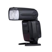 Shanny SN910+ Master Flash i-TTL High Speed Sync 1/8000s GN60 Flashgun Speedlite for Nikon DSLR Camera