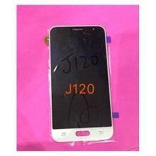 Do Samsung Galaxy J120 2016 J120F J120H J120M Wyświetlacz LCD Z Ekranem dotykowym Digitizer Zgromadzenia darmowa wysyłka